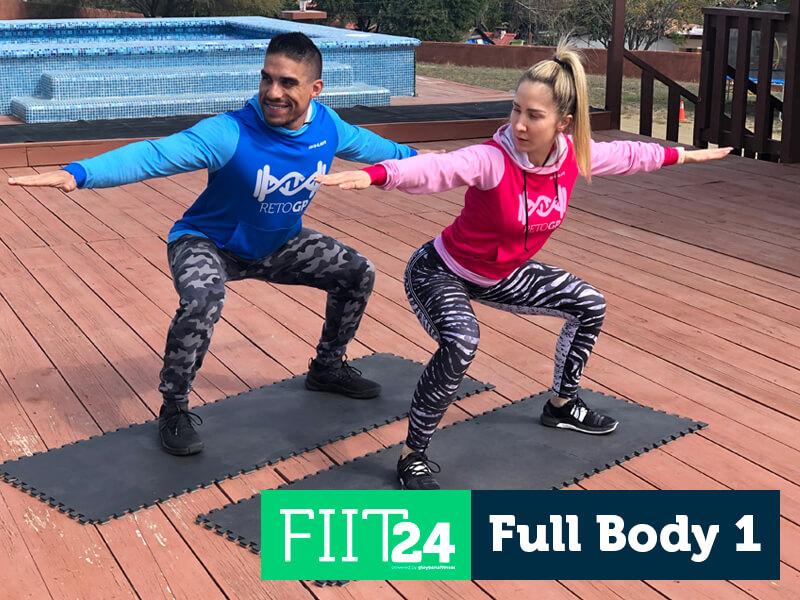 FIIT24 Full Body - 1