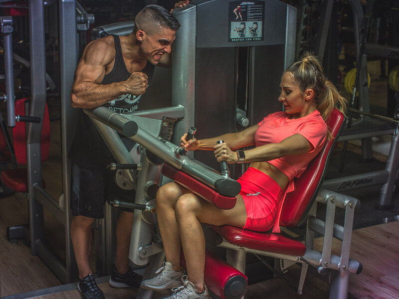 Gio y Pana Fitness - Reto GP
