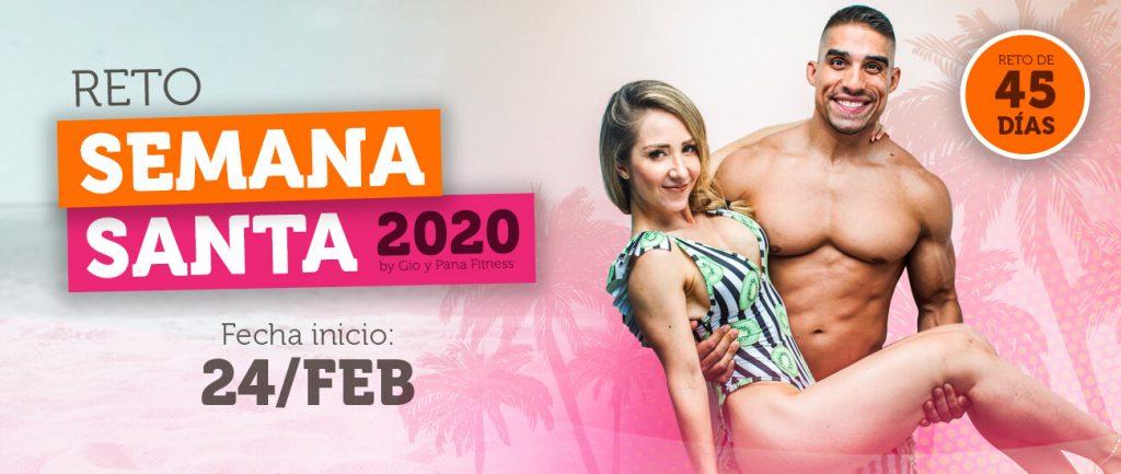 Bienvenidos al Reto Semana Santa 2020